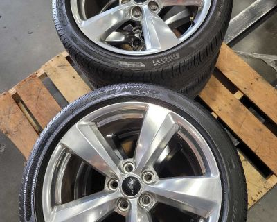 2018 Mustang Gt Rims For sale