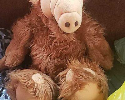 1986 alf doll