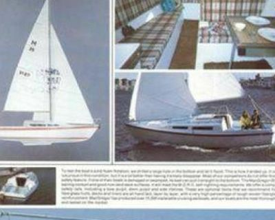 1983 Macgregor 26