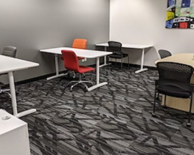 Private Office for 6 at Pacific Workplaces - Oakland