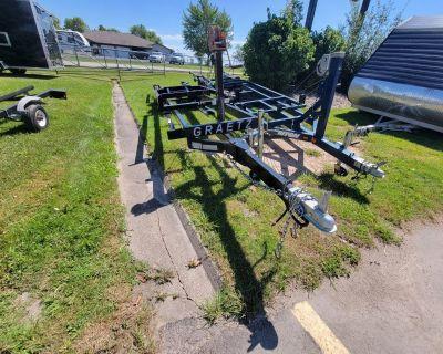 2012 Other GRAETZ 18-2 SCISSORS TRAILER Boat Trailers Pontoon Kaukauna, WI