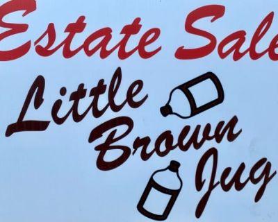 St. Charles estate sale by Little Brown Jug estate sales