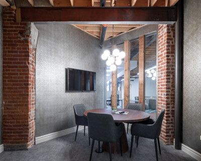 Downtown 4-Person Meeting Room in Historic Baur's Building, Denver, CO