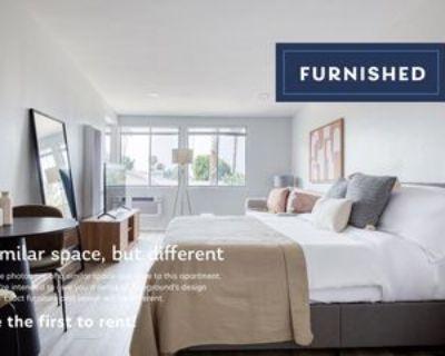 1253 Havenhurst Dr #2-507, West Hollywood, CA 90046 Studio Apartment