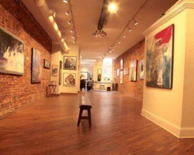 Beautiful Art Gallery - Blocks from the Liberty Bell, Philadelphia, PA