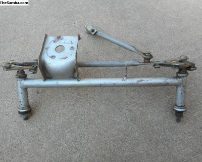 Early Porsche Wiper Assembly