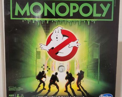 Monopoly - Ghostbusters