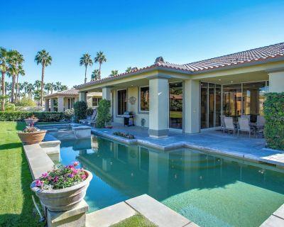 Dog-Friendly Retreat w/ Bar, Private Pool, & Spa - Golf On-Site - 3BR - #766175 - La Quinta