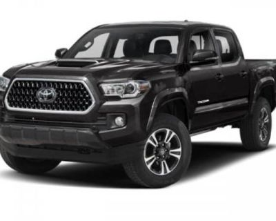 Used 2019 Toyota Tacoma Double Cab 5' Bed V6 AT (GS)