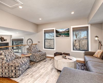 2-Home Compound | Hot Tub & 2 Decks | Walk to Main Street & Town Lift - Downtown Park City