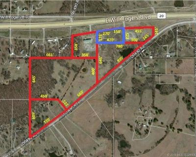 2.17 Acres Zoned RA for Sale