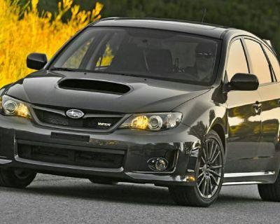 2012 Subaru Impreza WRX Base