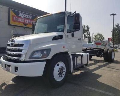2014 HINO 338 Specialty Trucks Heavy Duty