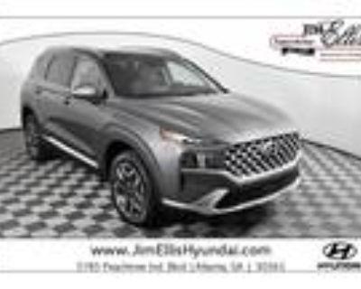 2021 Hyundai Santa Fe Hybrid Limited AWD