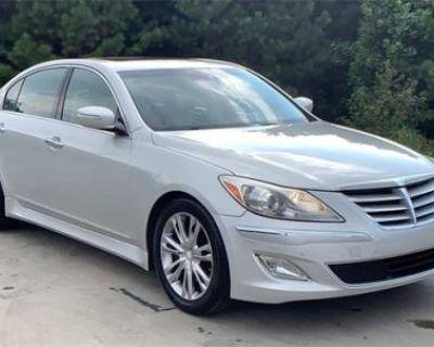 2012 Hyundai Genesis 3.8