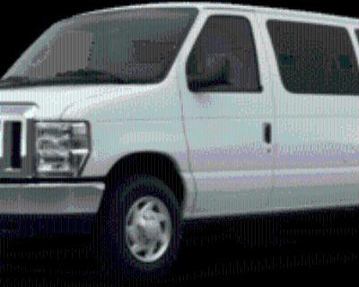 2014 Ford Econoline Wagon E-150 XLT