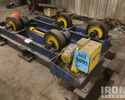 Webb T18-PWR-16 Electric Pipe Roller System