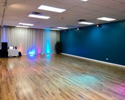 Spacious Dance Studio
