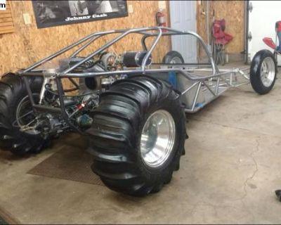 Turbocharged 2110 stroker mid engine sandrail