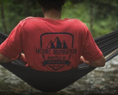 Outdoor Recycled Apparel - Mount Inspiration
