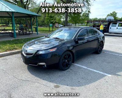 Used 2012 Acura TL 6-Spd AT SH-AWD w/ Advance Pkg