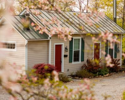 Historic Artist's Cottage on 5 Acre Property Near Blue Ridge Mts. and Wineries - Purcellville