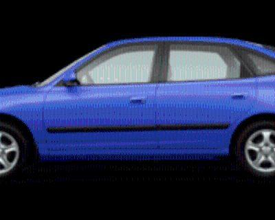 2006 Hyundai Elantra GLS Hatchback Automatic