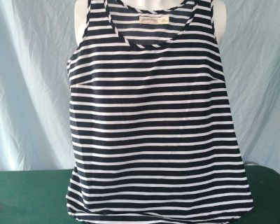 Faded Glory Stripped Tank Top