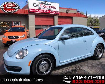 Used 2012 Volkswagen Beetle Base