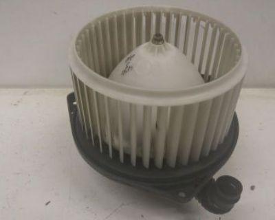 04-08 Acura Tl Blower Motor W/ Resistor A/c Fan Heat Heater Oem