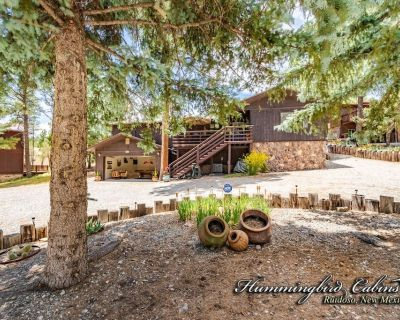 At Wits' End: 'Don't be at your wits' end looking for a vacation rental!' Hot tub & Pool Table - Ruidoso