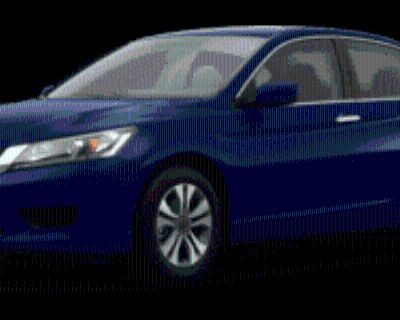 2014 Honda Accord LX Sedan I4 CVT