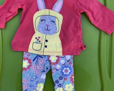 Carter s 3M Bunny Outfit