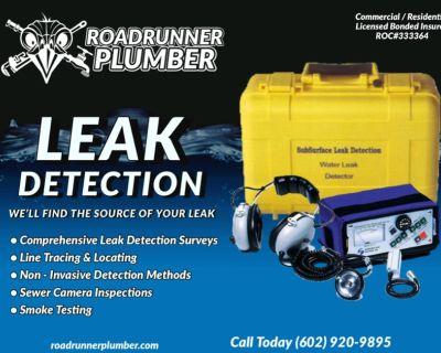 Leak Detection Service * Phoenix * Surprise * AZ