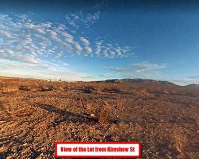 Apple Valley, California 92307 Land For Sale