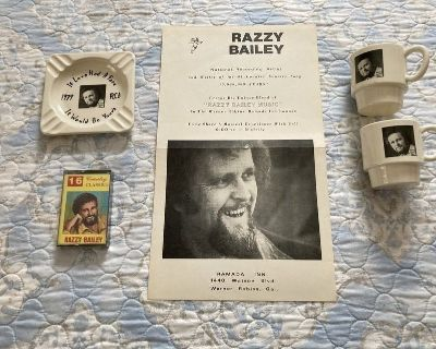 1970 s Razzy Bailey collection