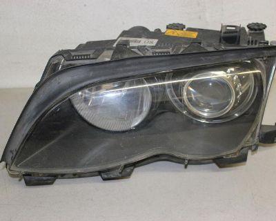 02 03 04 05 2002 2003 2005 Bmw E46 323 325 328 Xenon Headlight Hid Genuine L