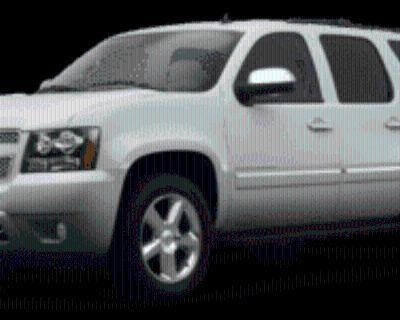 2014 Chevrolet Suburban LTZ 4WD