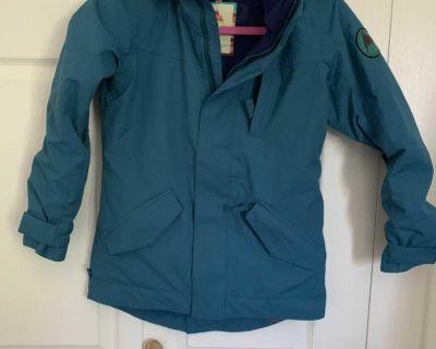 Like new Burton snowboard jacket