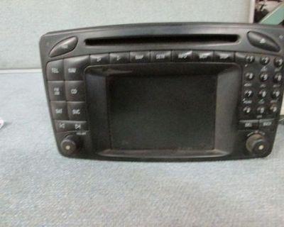 2005 Mercedez Clk 350 Radio