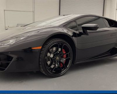 2019 Lamborghini Huracan Standard