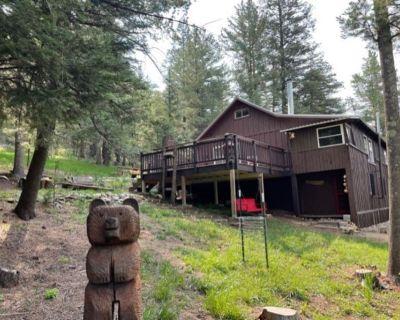 5 Arrows Cabin, Quiet and Quaint, Backs up to the Nat'l Forest - Cloudcroft