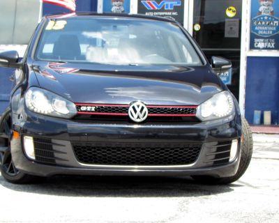 2013 Volkswagen GTI 4dr HB Man w/Sunroof & Navi PZEV *Ltd Avail*
