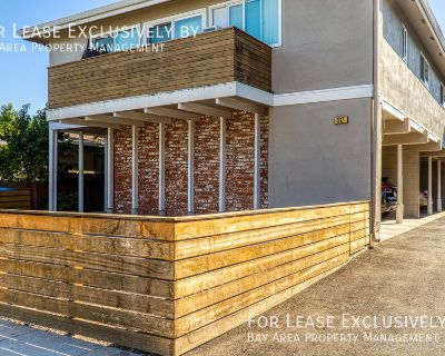 Spacious, 1BR/1BA unit, Modern open floor plan with large private patio.