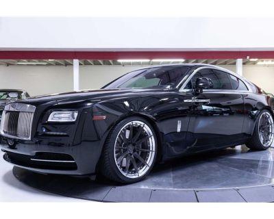 2016 Rolls-Royce Silver Wraith