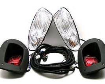 Ez Go Golf Cart Full Oem High Quality Light Kit For Rxv 2/2009 Newer,econ. Kit