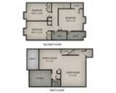 Spaxel Hidden Colony LLC - 3 Bedroom Townhome  1534 SF.