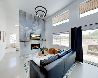 Brand-New Home | Luxe Interior & EV Charger | Walkable In-Town Locale - Joshua Tree