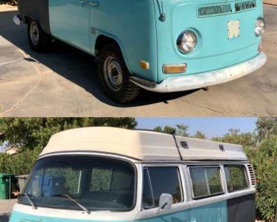 1972 Riviera Camper Pop Top NEW: Motor, Trans PLUS