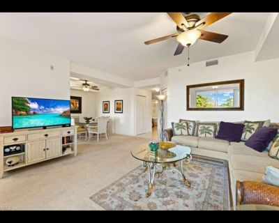 Beautiful 2 Bedroom Condo with Pool And Spa Clean with a great view - Caloosahatchee